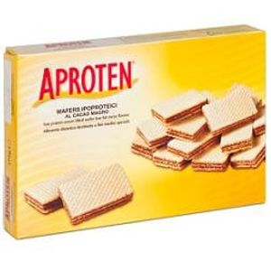 APROTEN WAFERS IPOPROTEICI AL CACAO MAGRO