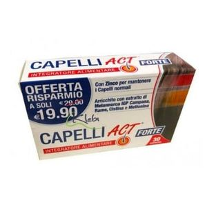 Capelli Act Forte 30 gr